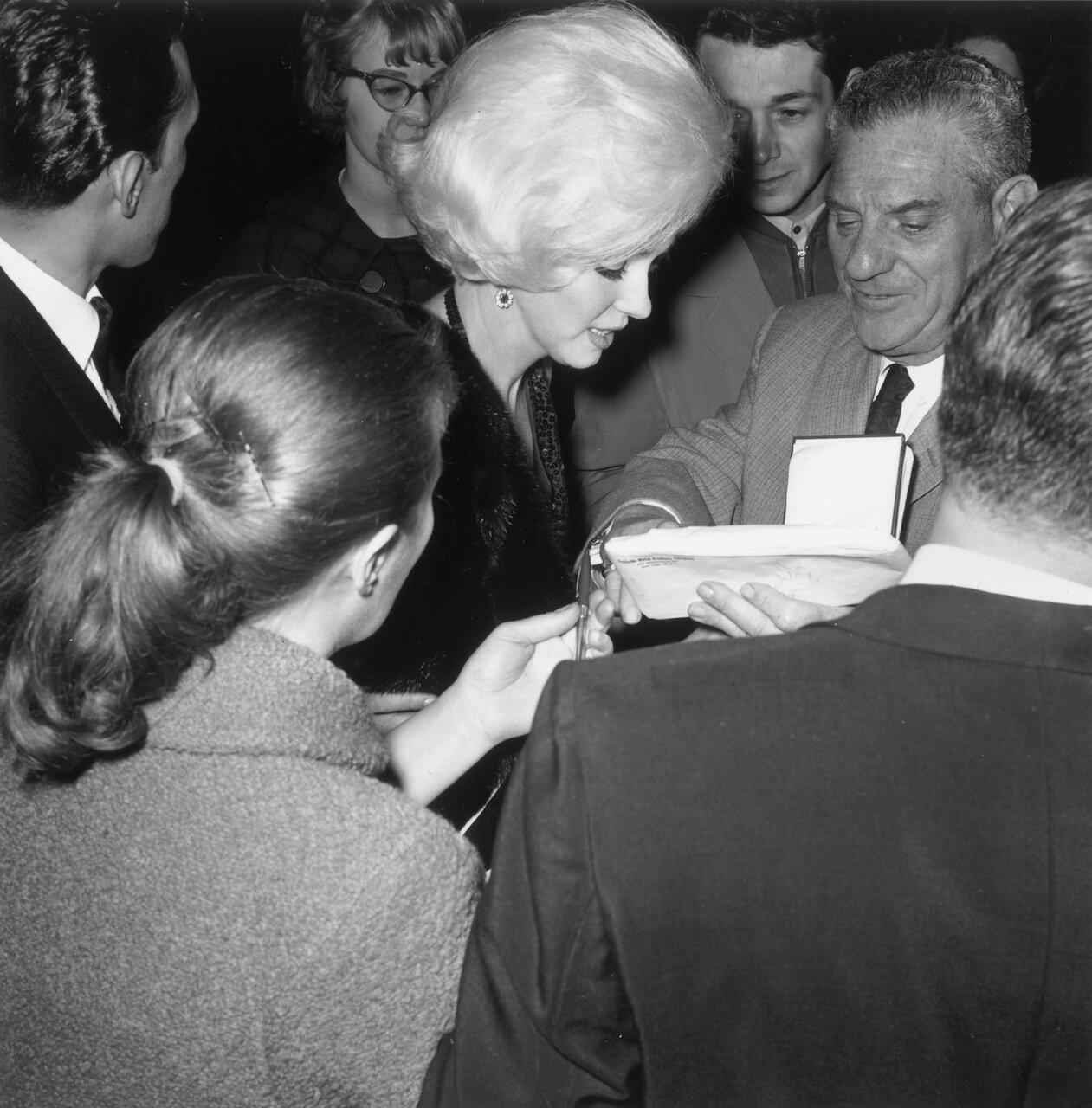 Marilyn's Fans