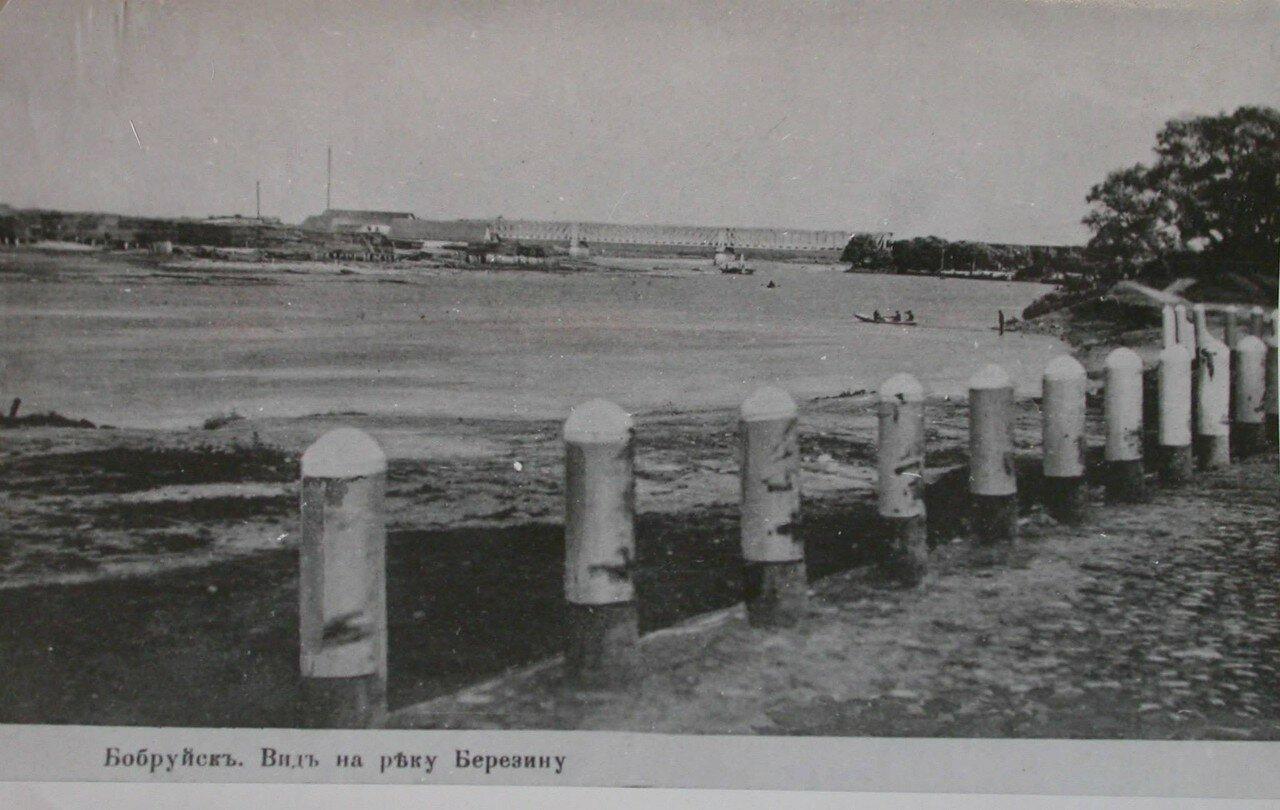 Вид на реку Березину