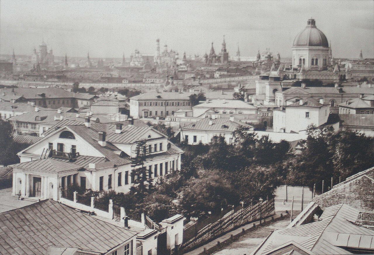 680. Вид на Ивановскую горку. 1860-е