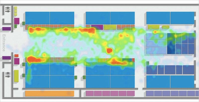 Indoor навигация и позиционирование