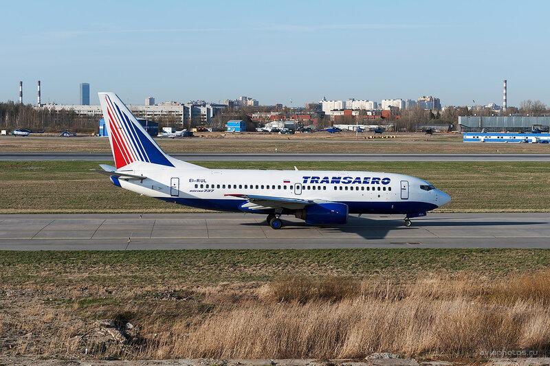 Boeing 737-7K9 (EI-RUL) Трансаэро D708440
