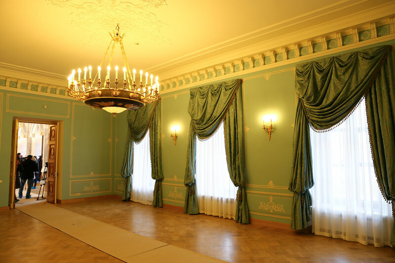 Тверь, Торжок, Тверской Императорский дворец