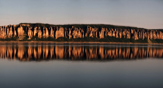 Самые прекрасные места России, в которых сложно узнать Россию