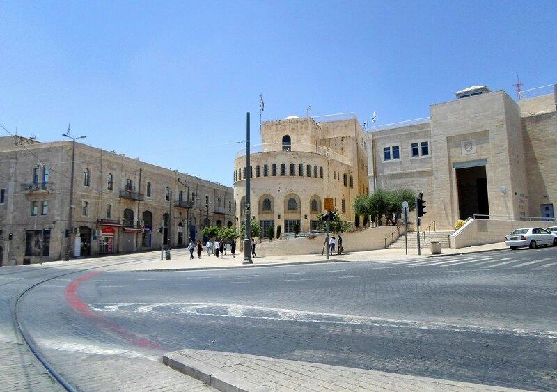 Площадь ЦАХАЛЬ или площадь Армии обороны Израиля