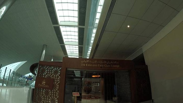 54. Вскоре пришло время отправляться дальше, и я направился обратно в аэропорт Дубая. Интересно то,
