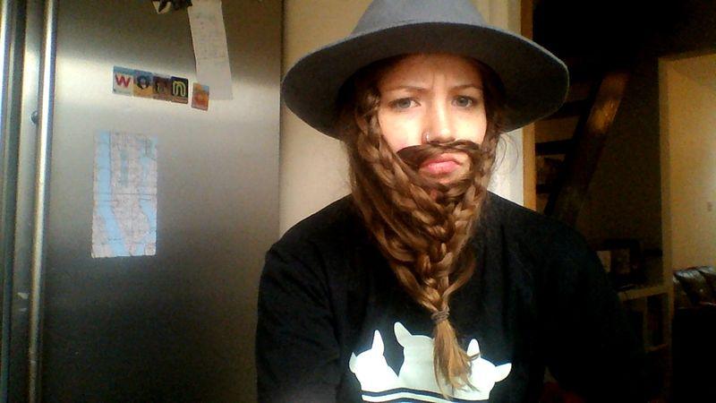 Бородатые женщины — миф или реальность? (18 фото)