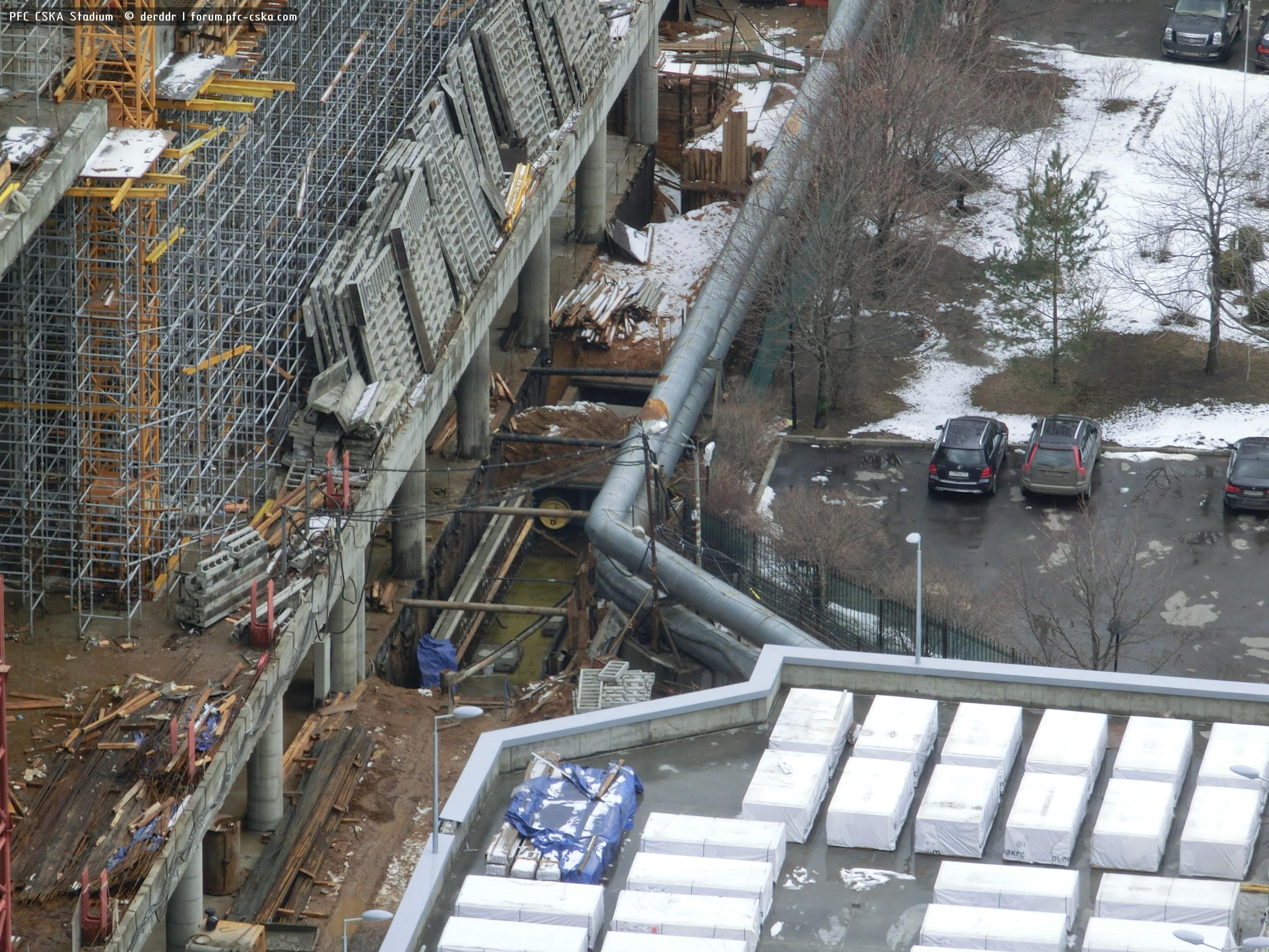 Строительство стадиона пфк цска 04 04