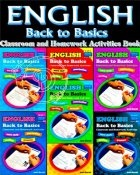 English - Back to Basics Classroom and Homework Activities Book 1-7