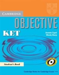 Аудиокнига Objective KET (teacher's book, student's book, audio)