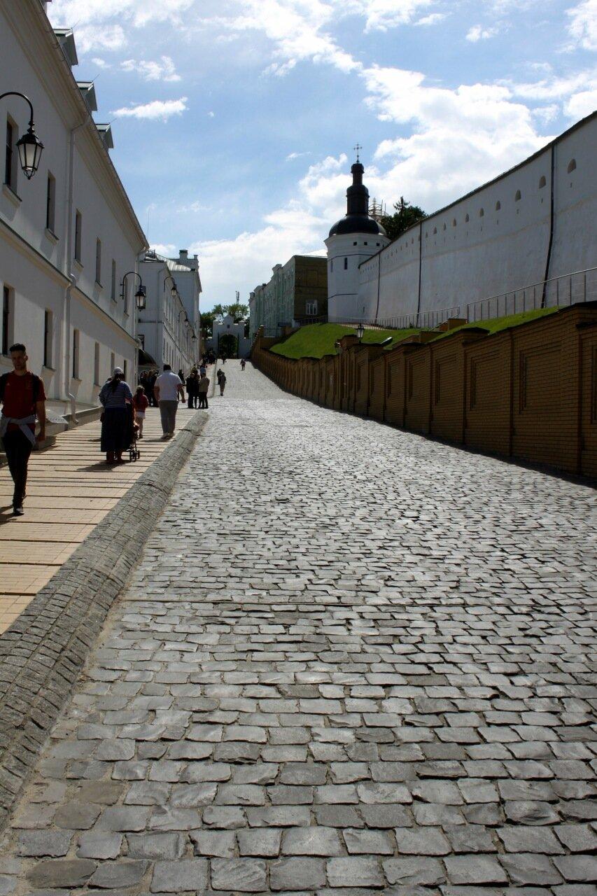 Верхняя часть Ближнепечерской улицы