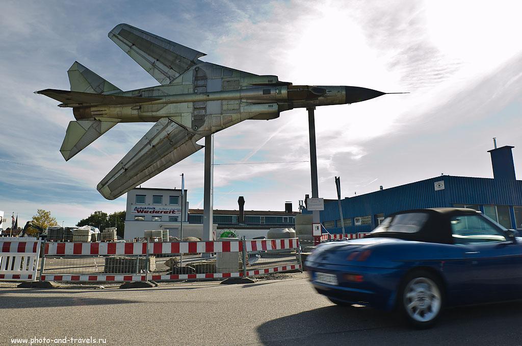 """14. МИГ-23МЛ в музее военной техники """"Technik Museum Sinsheim"""". Отзывы туристов об отдыхе в Германии."""
