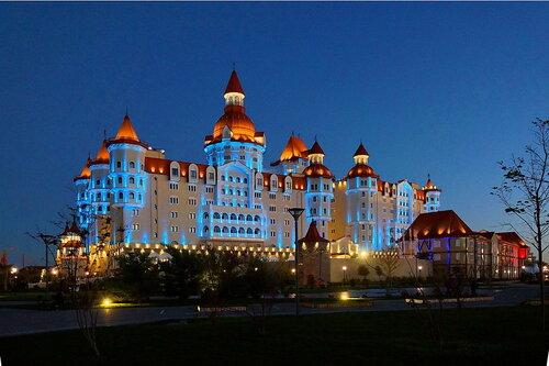 Отель Богатырь в Олимпийском парке