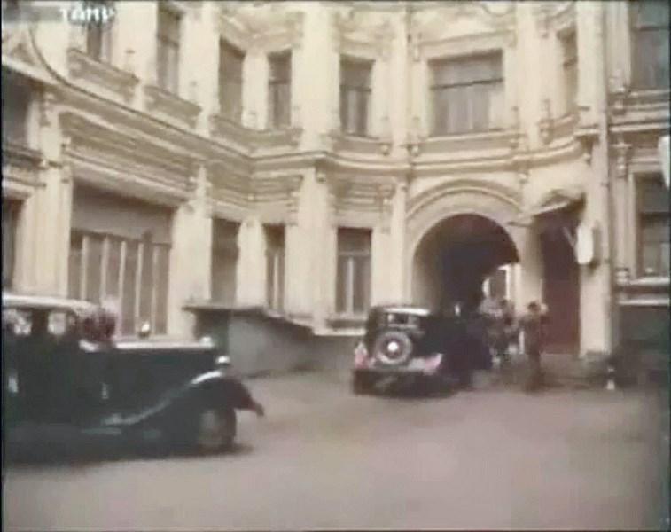 Москва в фильме Юрия Кары «Мастер и Маргарита»