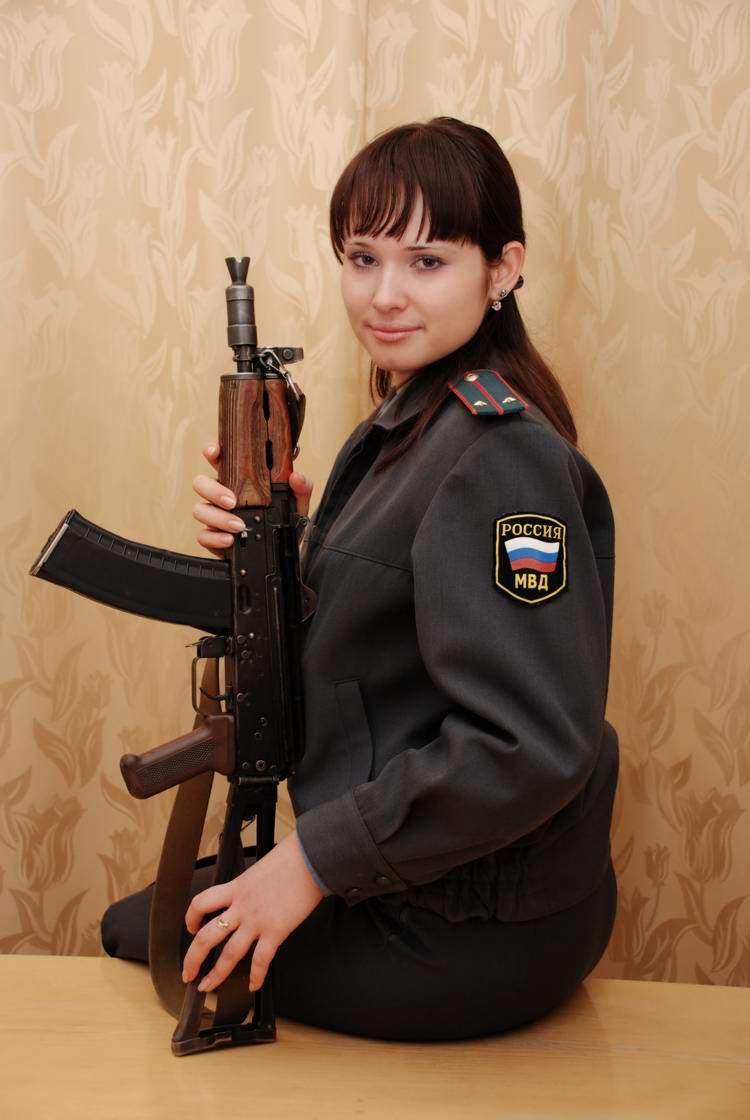 Фото девушек русских в полицейской форме