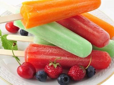Ягодно-фруктовое мороженое