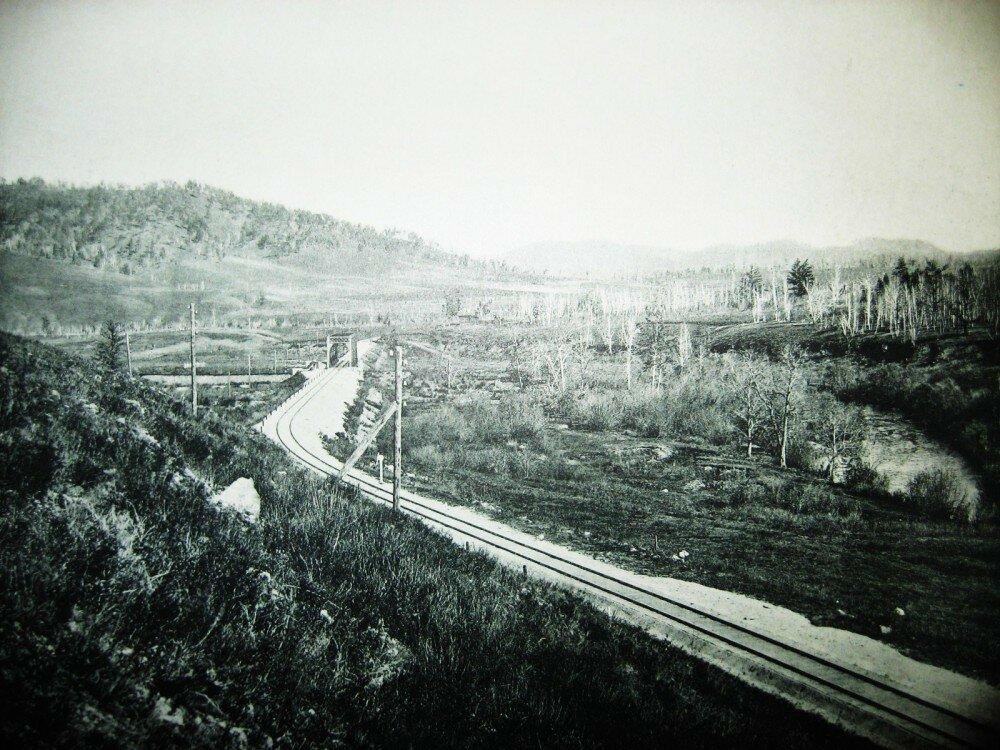 13. Мост через реку Алеур на 69-й версте