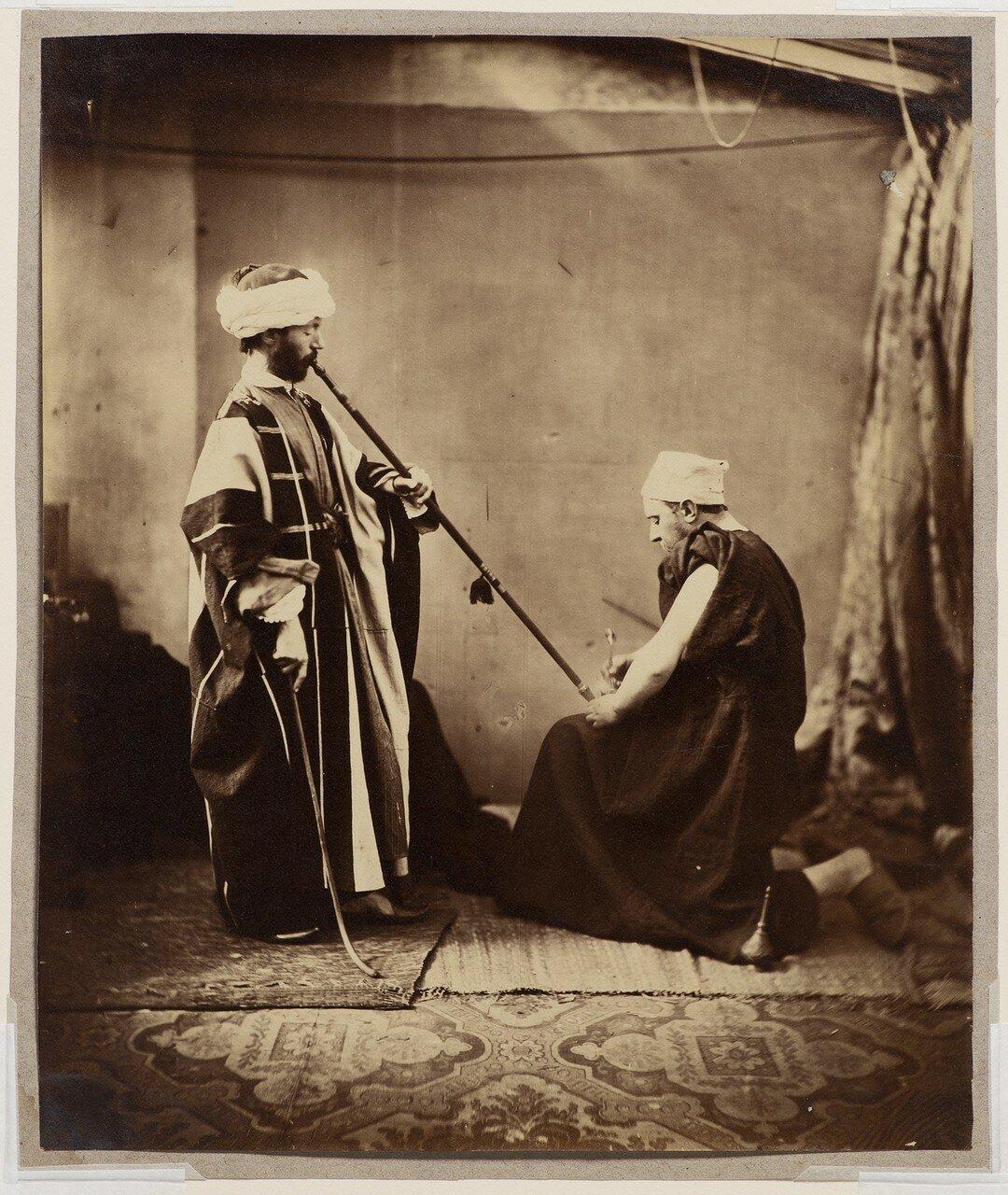1858. Восточные мотивы