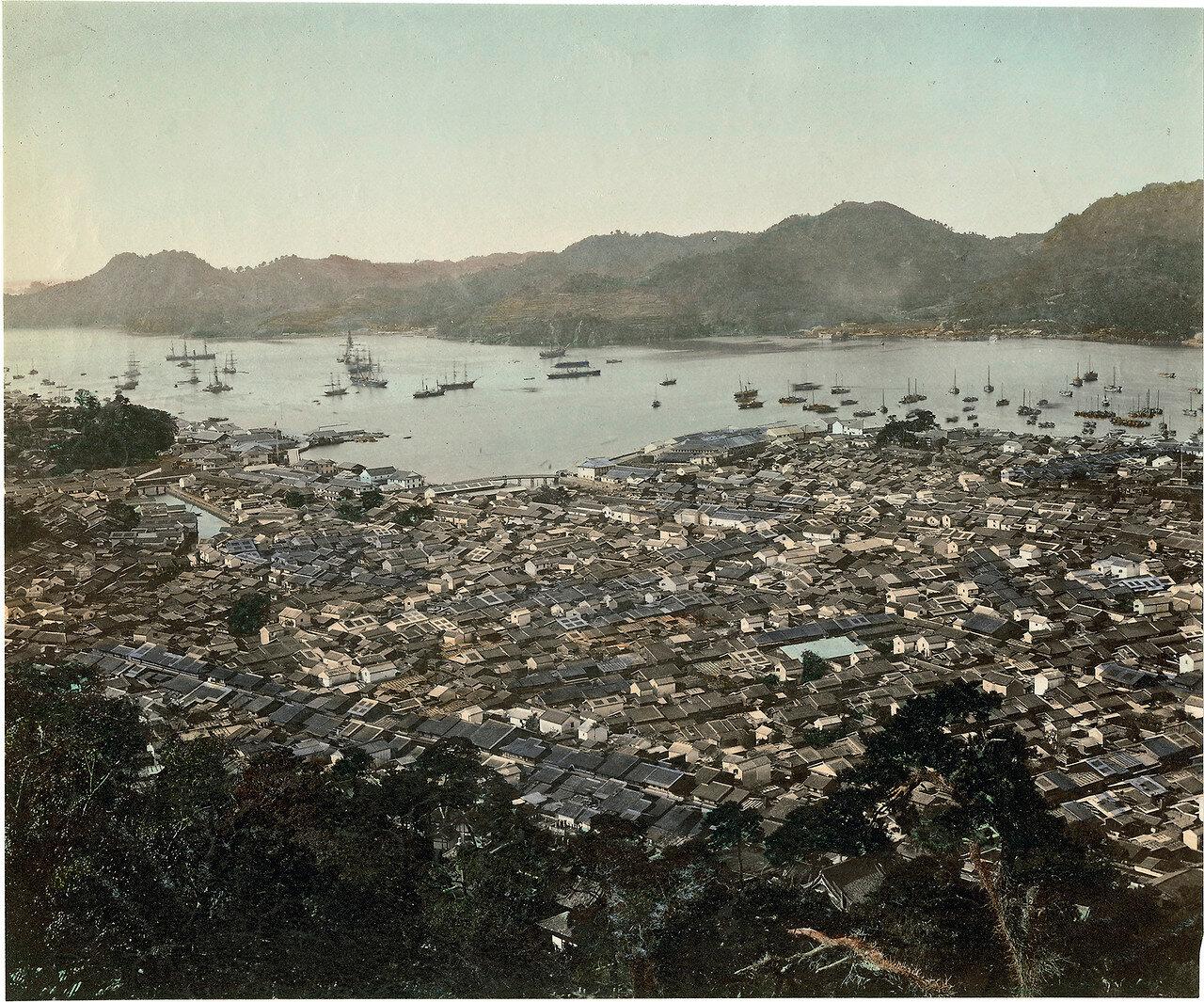 Нагасаки. Гавань