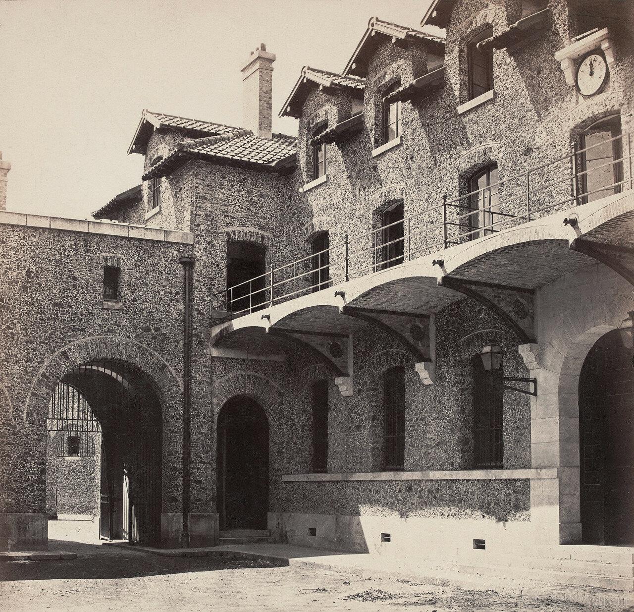 Тюрьма Санте. 1868