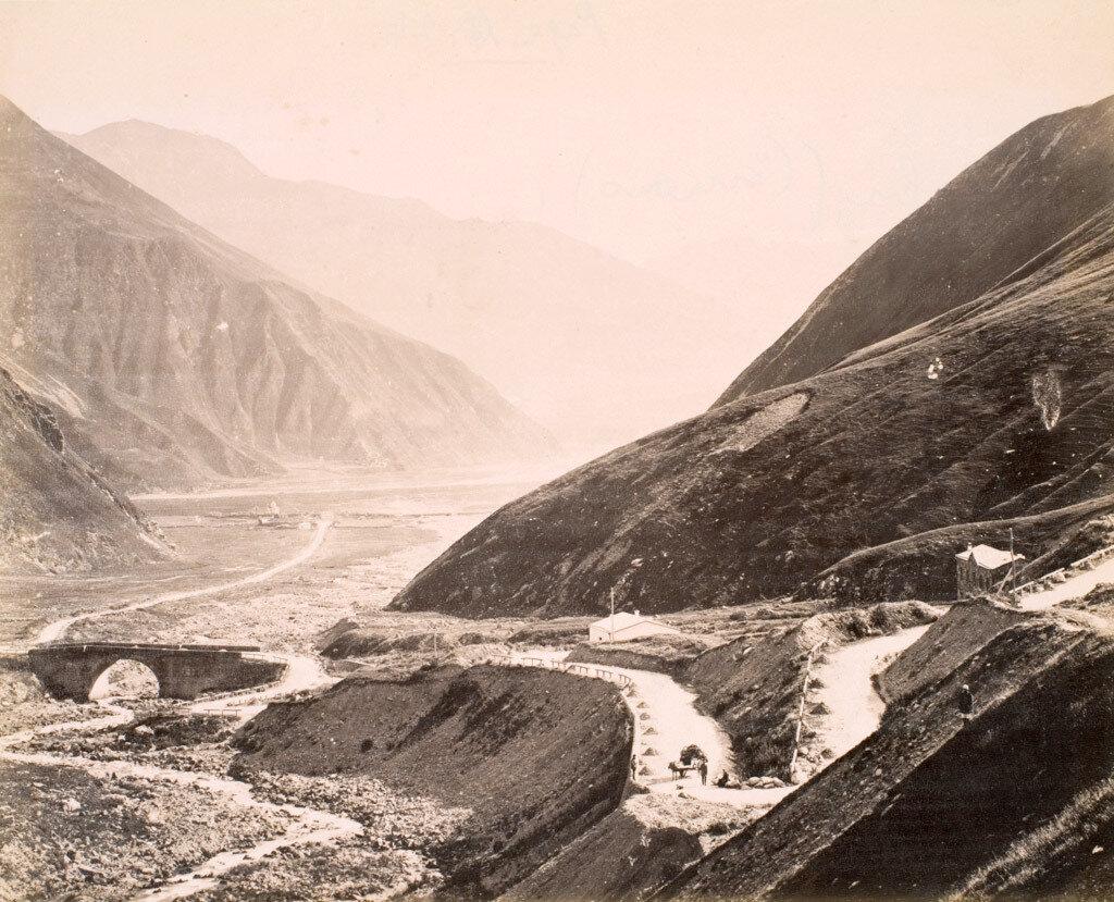 48. Панорама села Коби