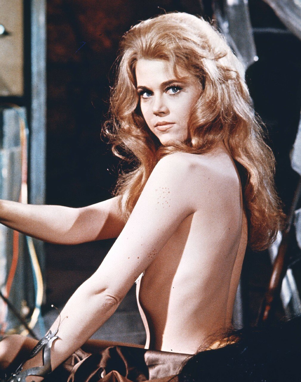 Jane FONDA in 'Barbarella' 1968