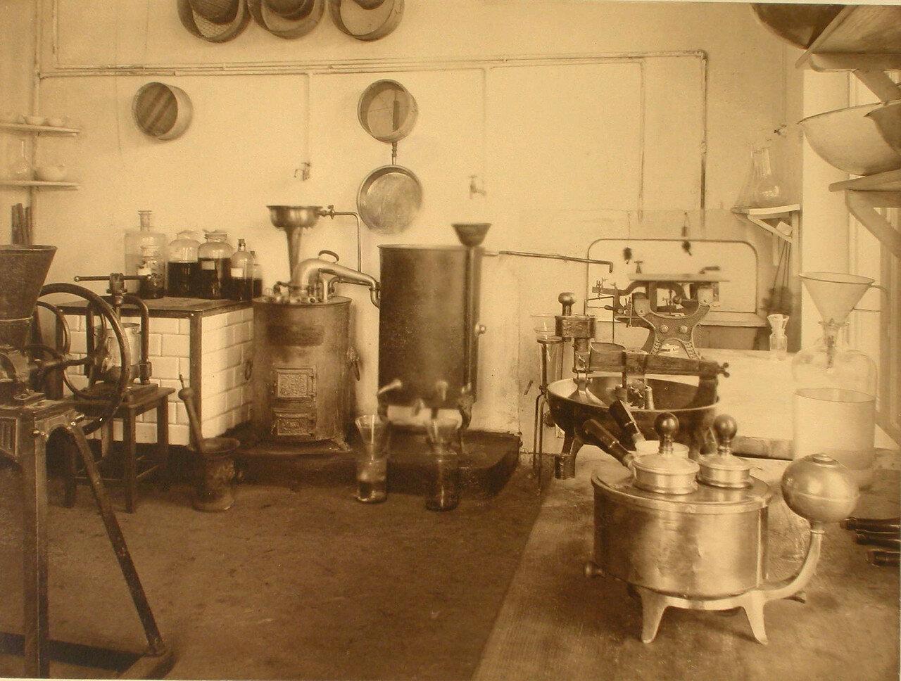 15. Вид части лаборатории
