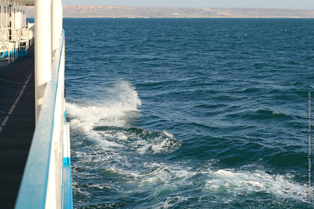 Каспийское море Мангышлак берег