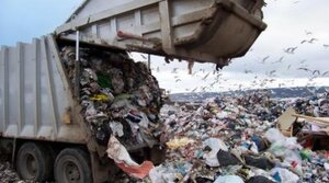 В Молдове остро стоит вопрос с утилизацией мусора