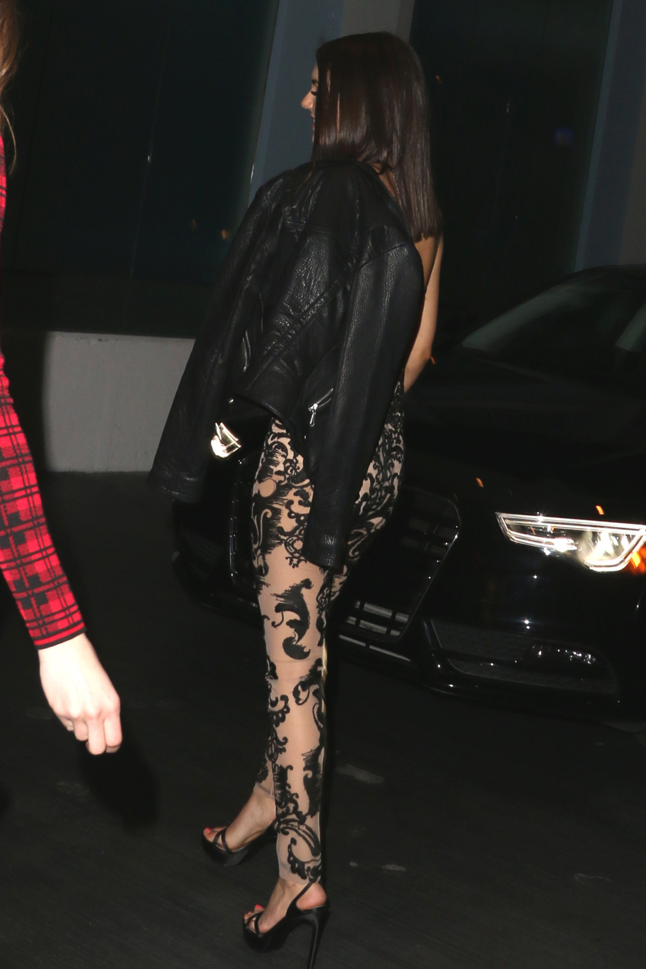 Victoria Justice attends the Kode Magazine Party held at the Standard Hotel in West Hollywood