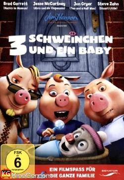 3 Schweinchen und ein Baby (2008)