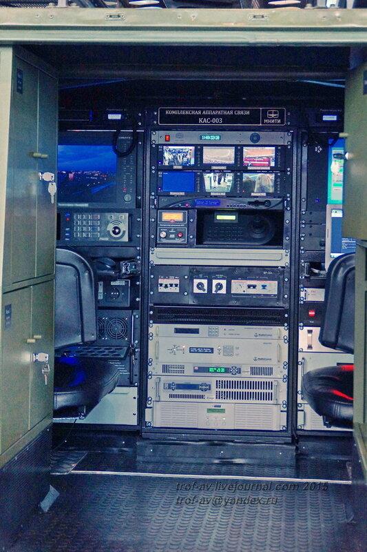 Комплекс технических средств информационного обеспечения МНИТИ, Выставка Комплексная безопасность 2015, Москва