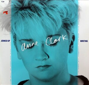 Anne Clark ‎– Joined Up Writing (1984) [10 Records, 206 671-270]