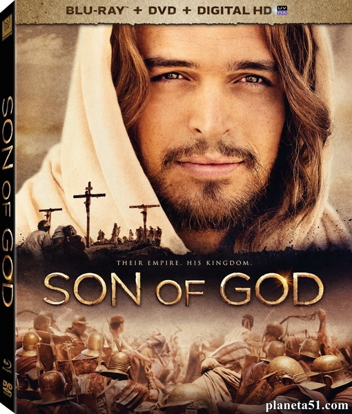 Божий Сын / Сын Божий / Son of God (2014/BDRip/HDRip)