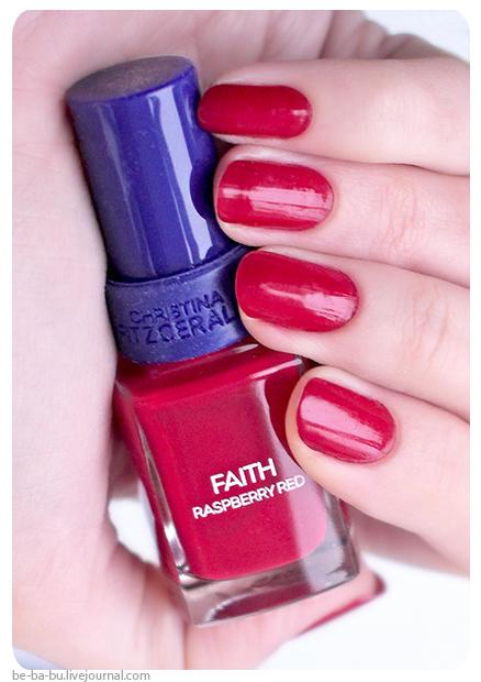 Christina-Fitzgerald-Faith-Raspberry-Red-Rachel-Movie-Star-Red-Отзыв-обзор-свотчи-review-swatch6.jpg