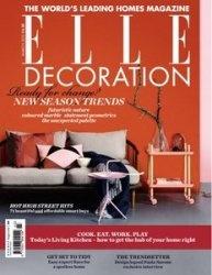 Журнал Elle Decoration №3 2015 (UK)