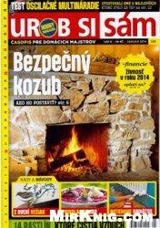 Журнал Urob Si Sam №1 2014