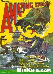 Журнал Amazing Stories (February, 1927)