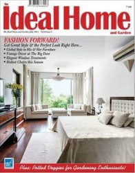 The Ideal Home and Garden Magazine - July 2014