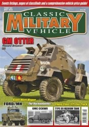 Журнал Classic Military Vehicle - Issue 144