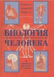 Книга Биология человека. В таблицах и схемах