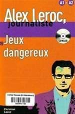 Книга Jeux dangereux