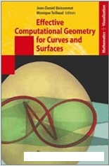 Книга Effective Computational Geometry for Curves and Surfaces