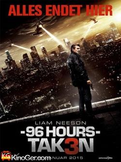 96 Hours - Taken 3 (2014)