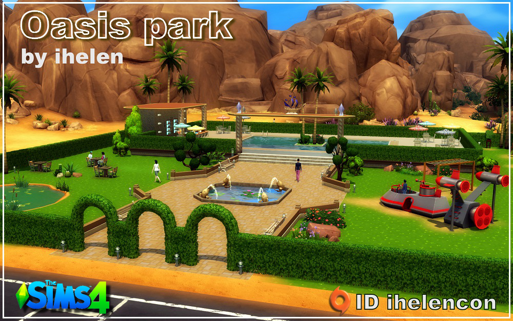 Oasis park by ihelen