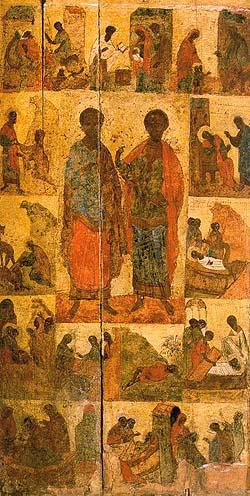 .XV век, Вологда