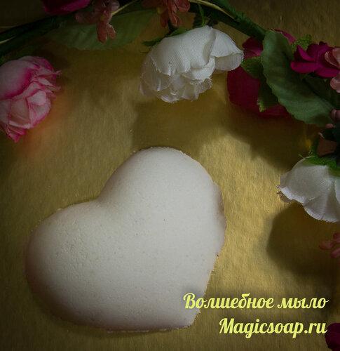 «Медовый луг» — пенящаяся бомба-витаминка для ванны (рецепт и мастер-класс)