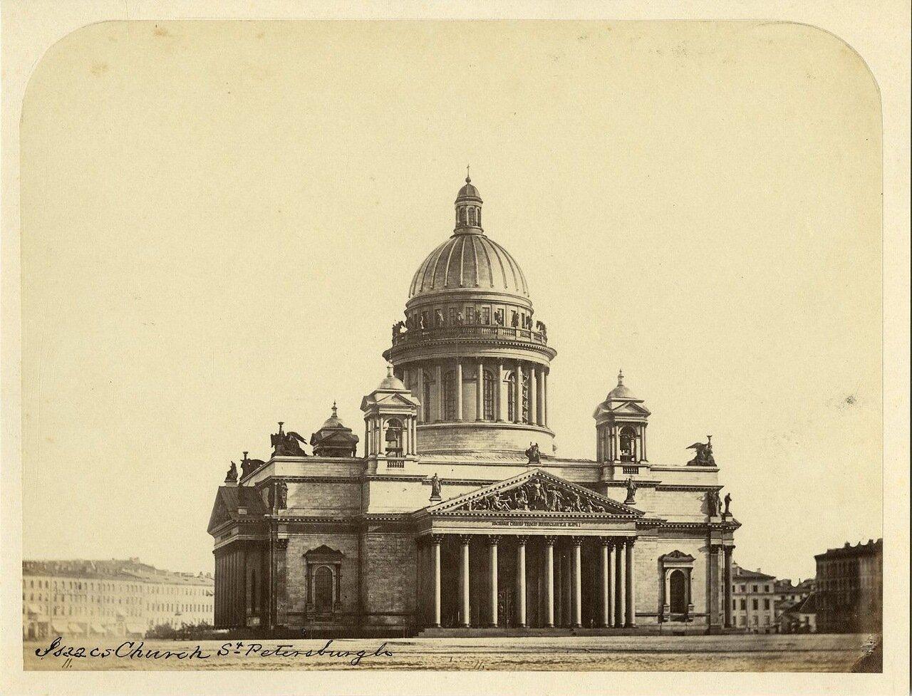 35. Исаакиевский собор