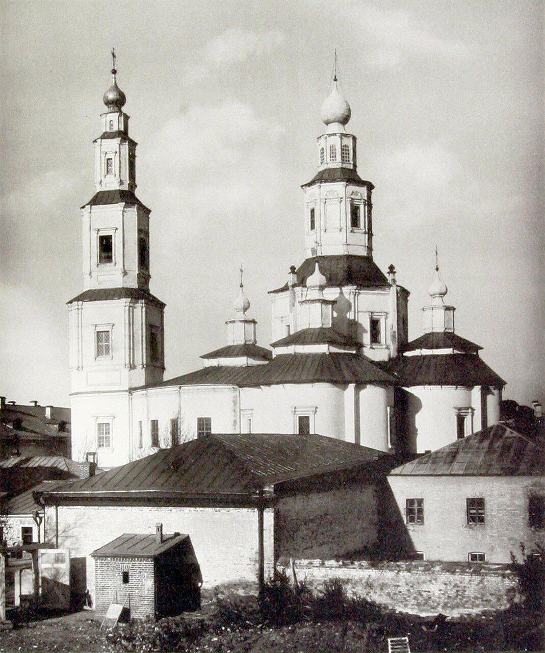 382. Церковь Воздвижения Креста Господня на Воздвиженке