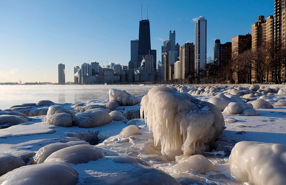 Pictures in the News: Chicago