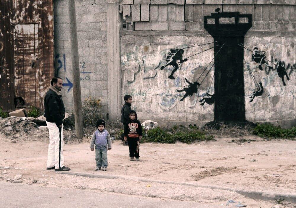 Banksy in Gaza0.jpg